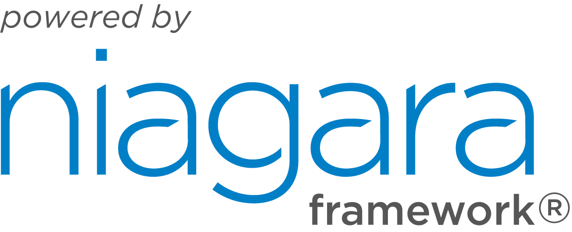 Powered by Niagara Framework Logo